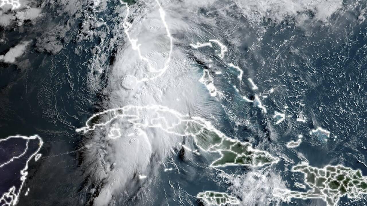 La tempête Elsa quitte Cuba, direction la Floride