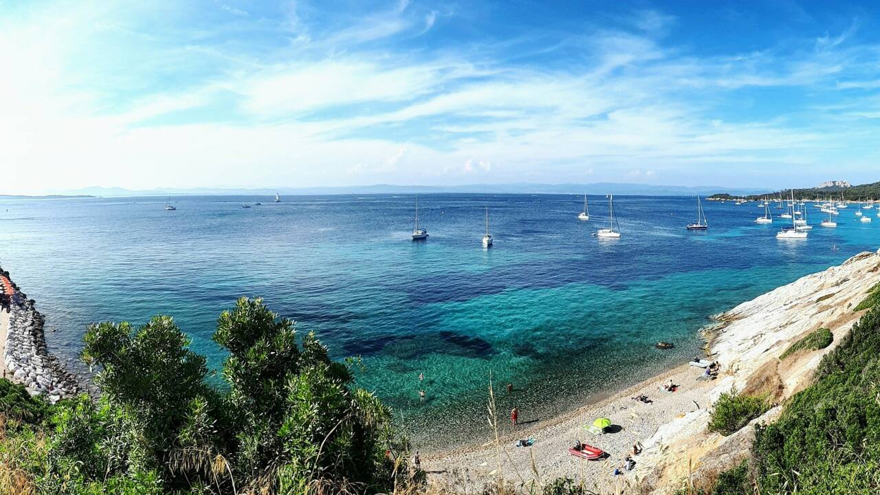 Dans le Var, l'île de Porquerolles fixe des jauges pour limiter l'afflux de visiteurs