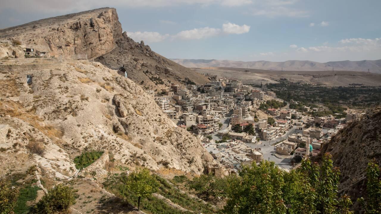 Syrie : Maaloula, le village chrétien où l'on parle encore l'araméen, la langue de Jésus