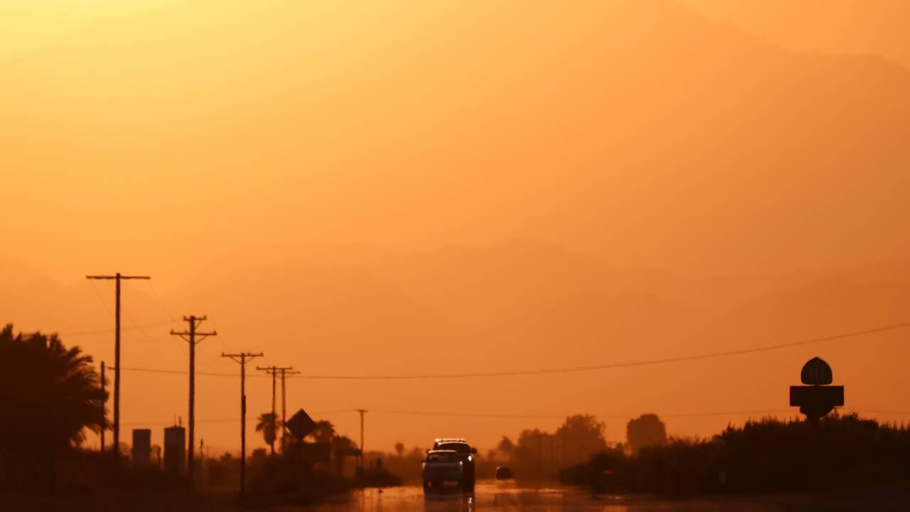 L'Ouest américain brûle déjà à une vitesse alarmante