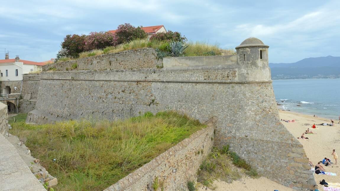 Corse : la citadelle d'Ajaccio ouverte au public, une première depuis 1492