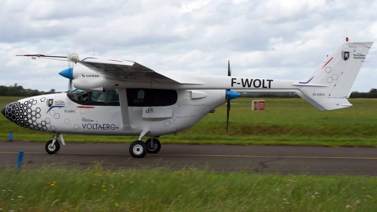 Avion hybride : silencieux et économe, une carte à jouer dans l'aviation régionale ?