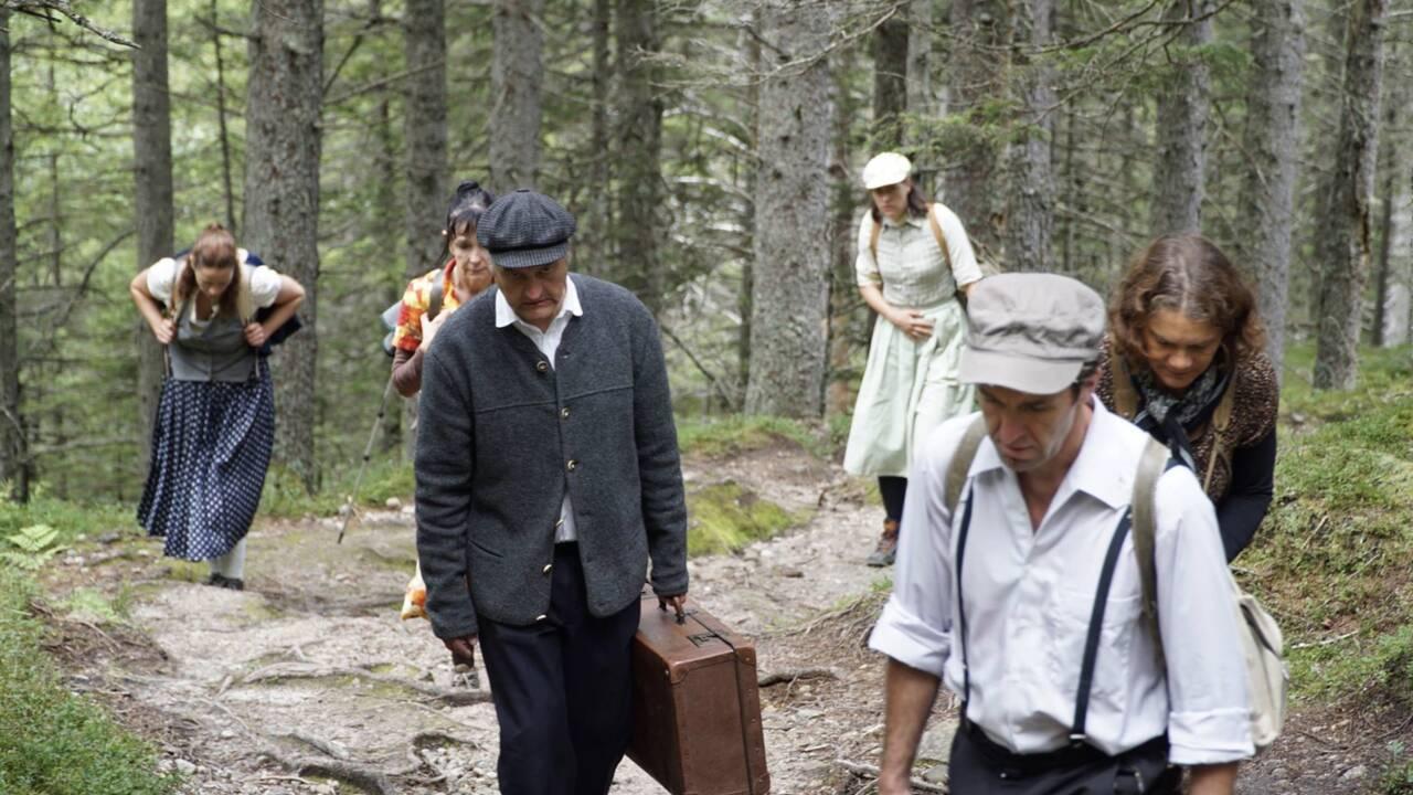 En Autriche, une randonnée théâtrale pour se souvenir de l'exode des Juifs vers la Palestine après la guerre
