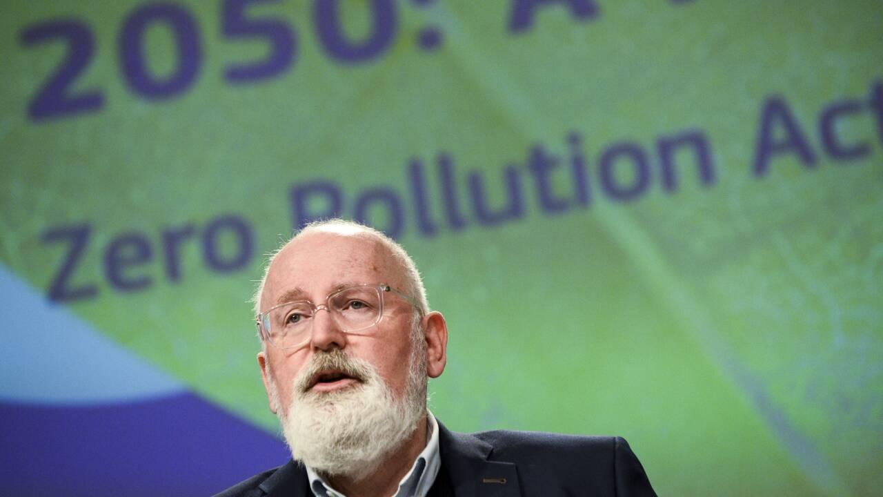 Plan climat : les mesures annoncées par l'Union européenne