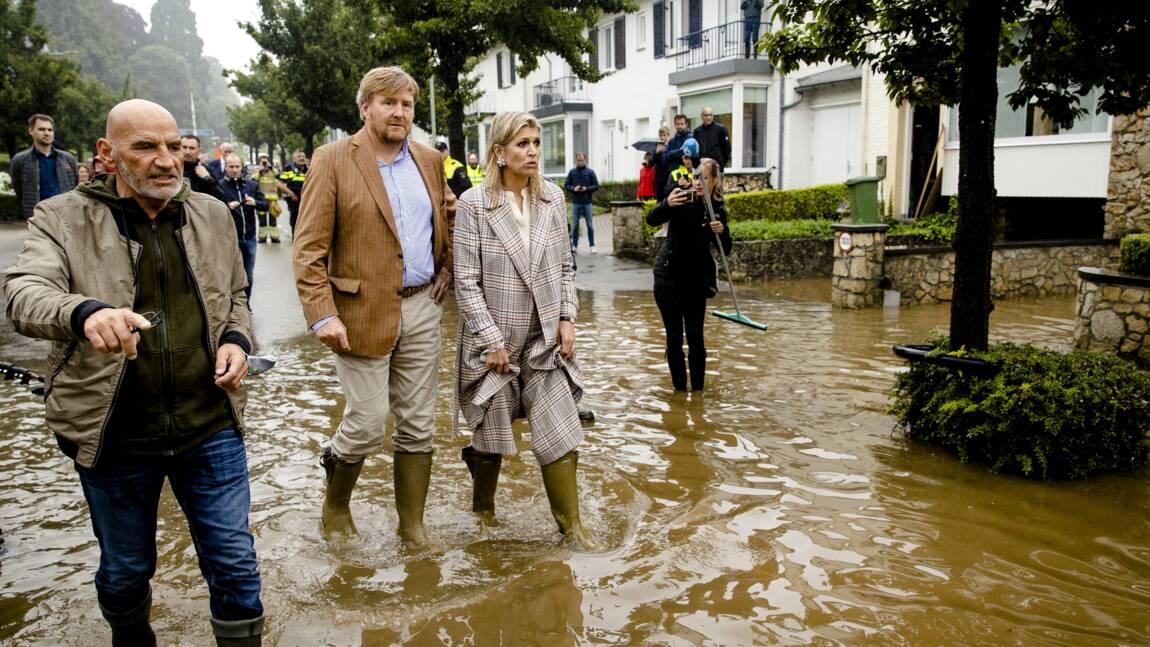 Intempéries: les Pays-Bas moins affectés que leurs voisins