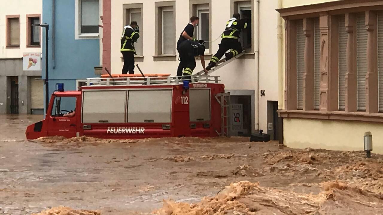 Le bilan des intempéries en Europe grimpe à plus de 126 morts