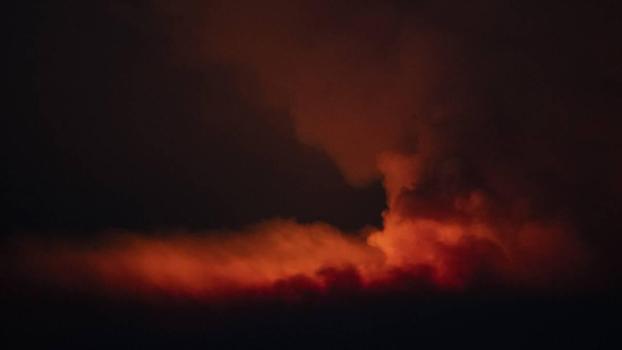 Chaleur, sécheresse, foudre et donc incendies: l'Ouest américain s'attend au pire