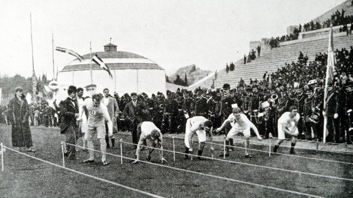Comment un Français a fait renaître les Jeux olympiques en 1896 à Athènes