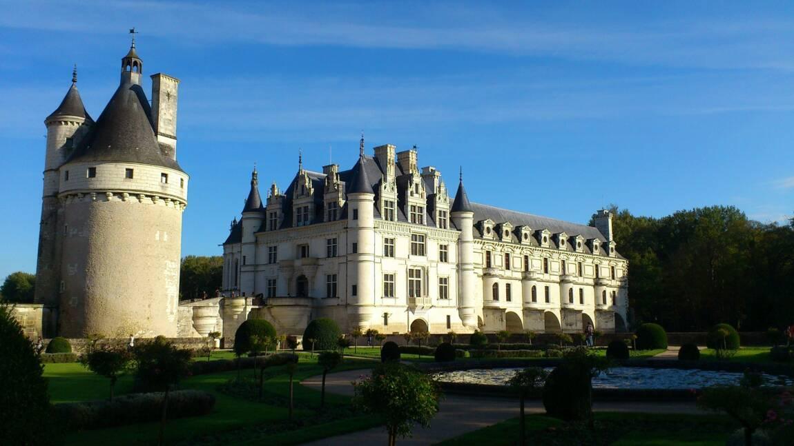 L'histoire tourmentée du château de Chenonceau