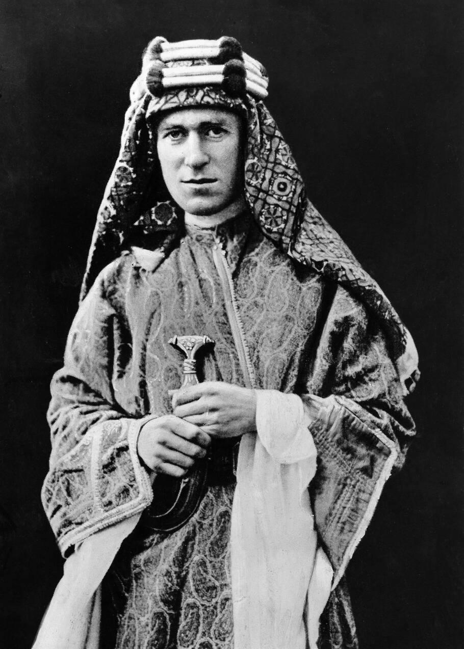 Qui était l'agent secret britannique Lawrence d'Arabie ?