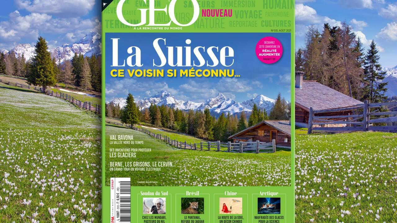 """On a fait le """"Grand Tour"""" de la Suisse en voiture électrique"""