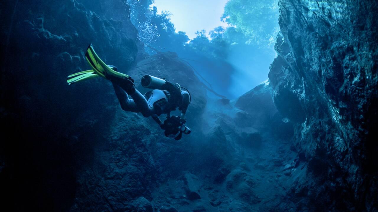 La Grèce développe le tourisme de plongée avec l'ouverture d'un musée sous-marin