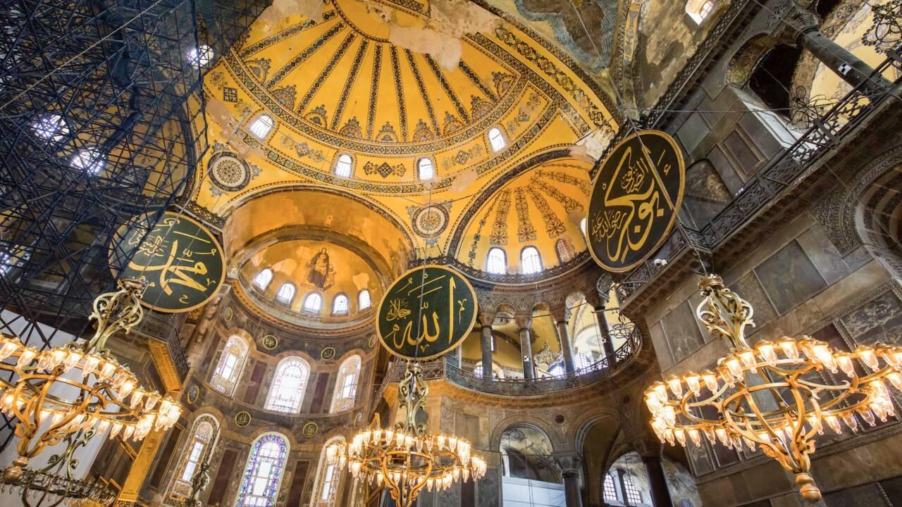La Turquie rejette les critiques de l'Unesco sur l'ex-basilique Sainte-Sophie