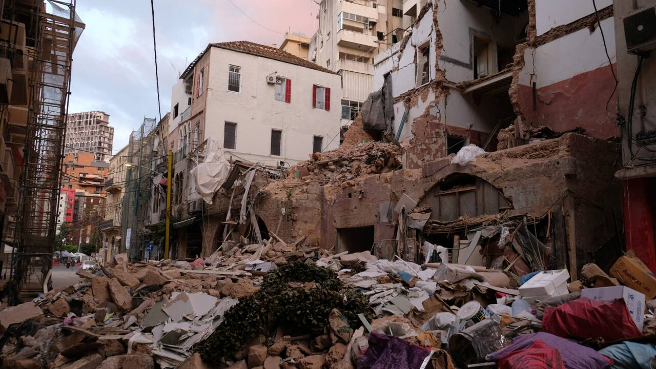 Le British Museum va restaurer des antiquités brisées lors de l'explosion de Beyrouth