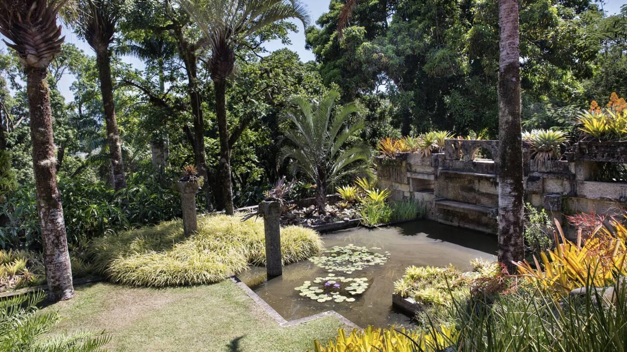 Brésil : le site Burle Marx à Rio classé au Patrimoine mondial par l'Unesco