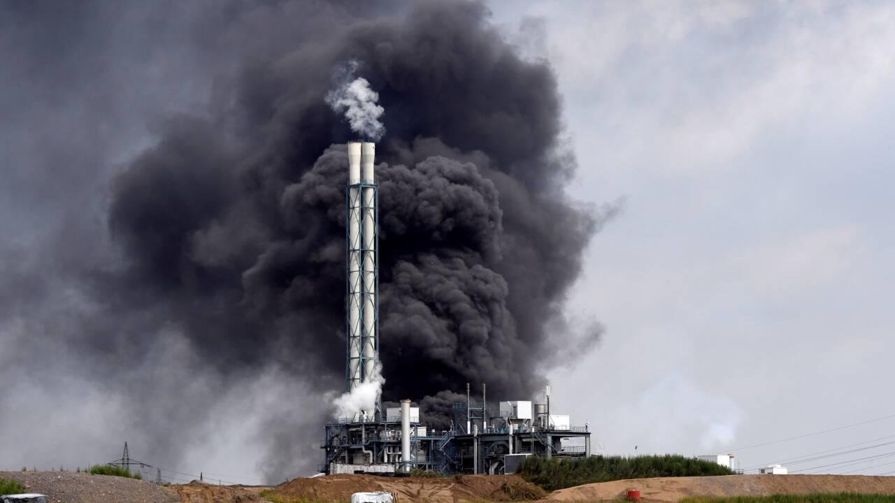 Allemagne: deux décès après une explosion sur un site de traitement des déchets