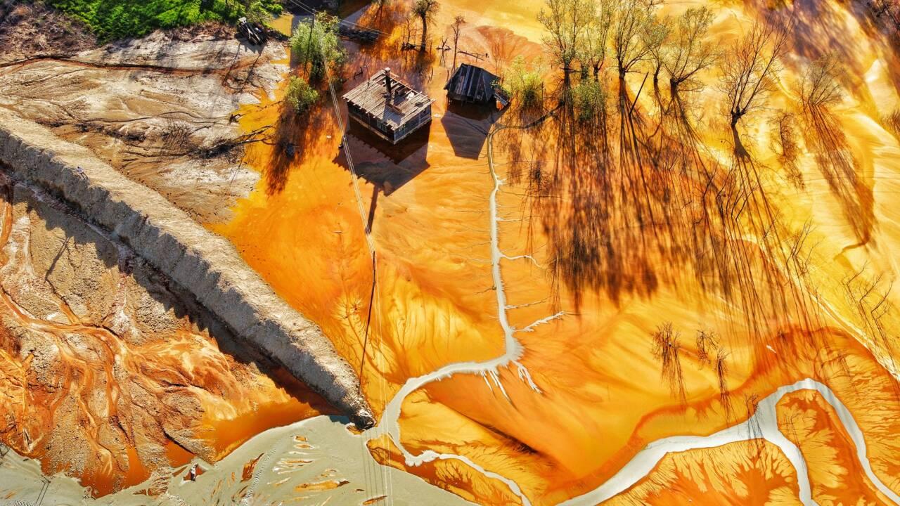 Roumanie : les mines d'or romaines de Rosia Montana inscrites à l'Unesco