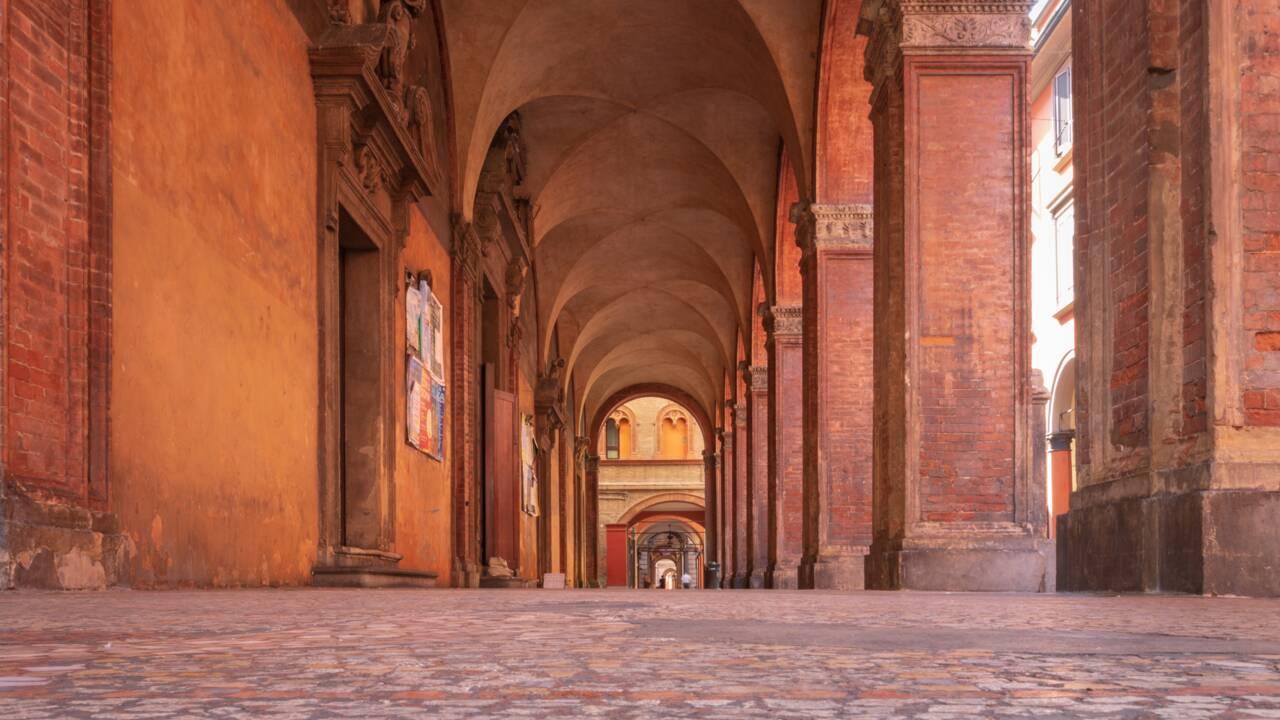 En Italie, les portiques de Bologne inscrits au Patrimoine mondial de l'Unesco