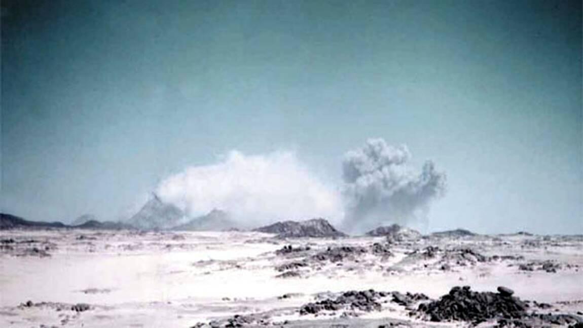 """Essais nucléaires en Algérie : la France appelée à """"assumer ses responsabilités historiques"""""""