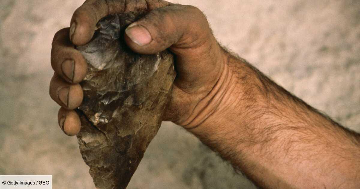 Maroc : découverte de l'Acheuléen le plus ancien d'Afrique du Nord