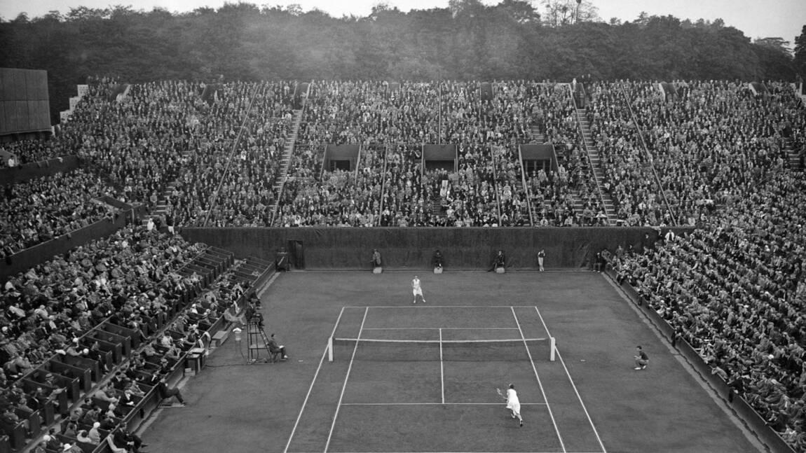 Roland-Garros : du parc de Saint-Cloud à la porte d'Auteuil, lumière sur les débuts des Internationaux de tennis il y a 130 ans