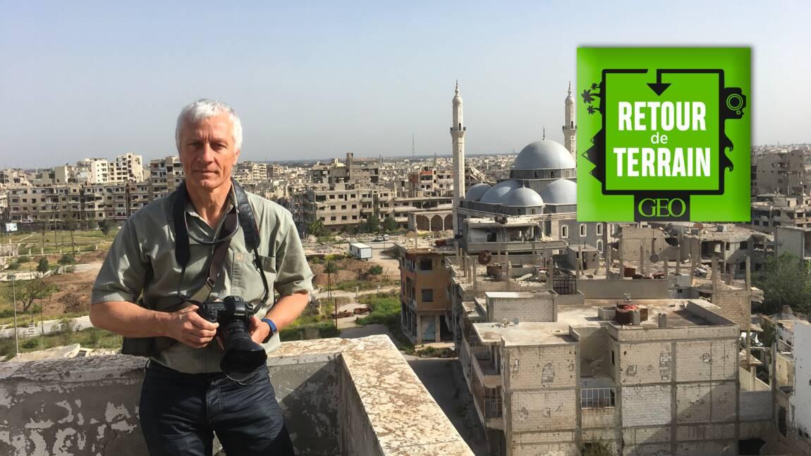Podcast GEO : véto, moto, photo... Les mille et une vies du reporter Jean-François Lagrot