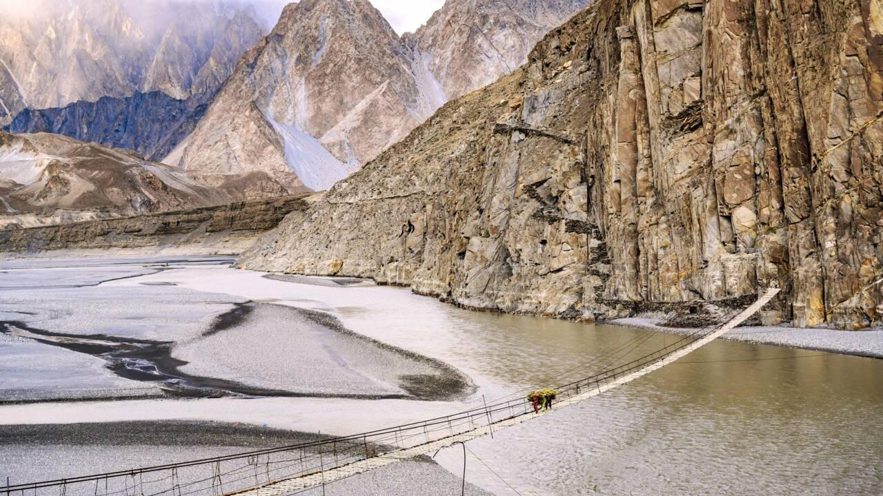 Vallée secrète du Pakistan, la Hunza en images