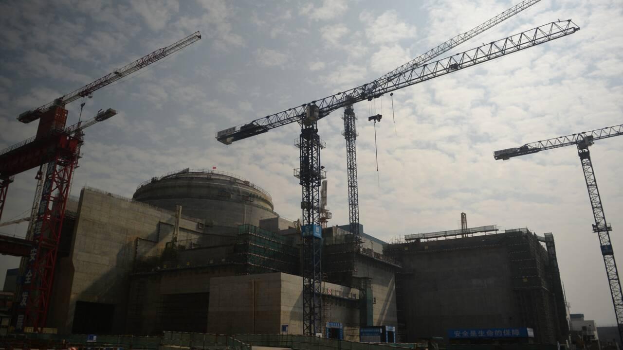 Incident à l'EPR de Taishan en Chine: un réacteur finalement arrêté