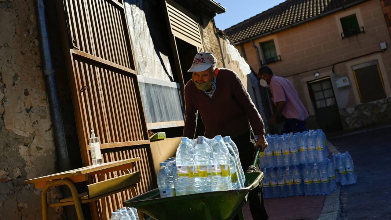 En Espagne, des villages en lutte pour l'eau potable