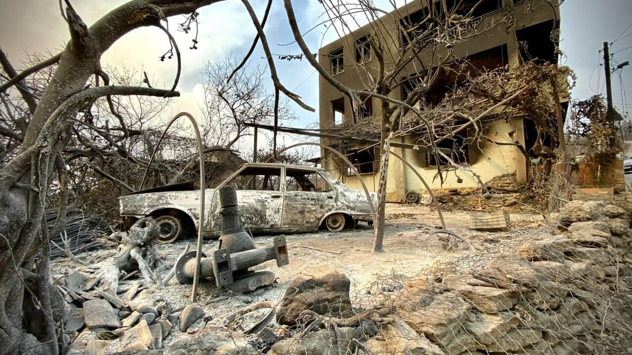 Incendies en Turquie : l'UE envoie trois bombardiers d'eau