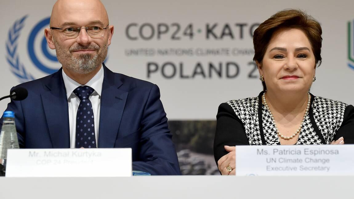 Climat: trop peu de pays ont déposé de nouveaux engagements