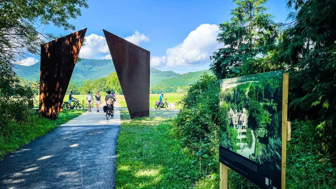 En Alsace, une expo photo GEO à découvrir le long de la voie verte entre Rosheim et Saint-Nabor
