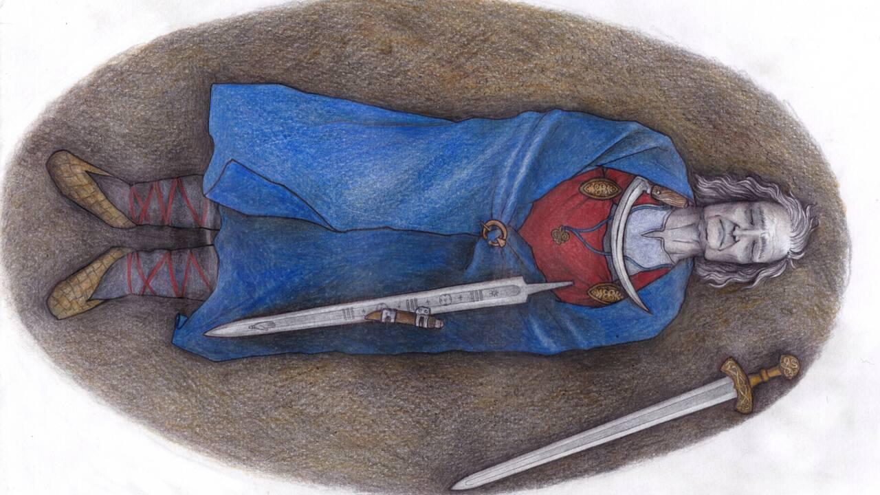 """Des analyses ADN éclairent le mystère de la tombe d'un """"guerrier"""" finlandais"""