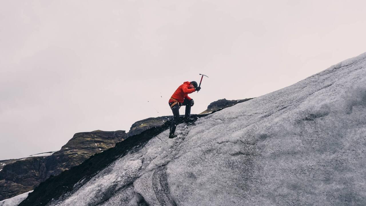 IceWatcher : une application pour aider les archéologues des glaciers