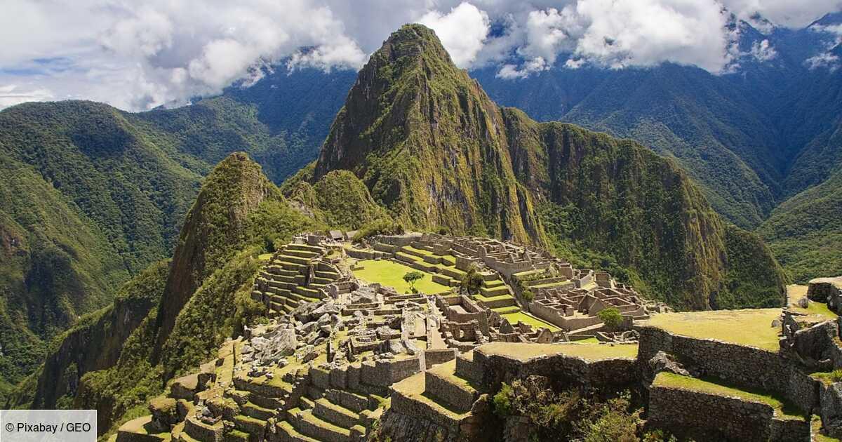 Le Machu Picchu aurait été construit plus tôt qu'on ne pensait