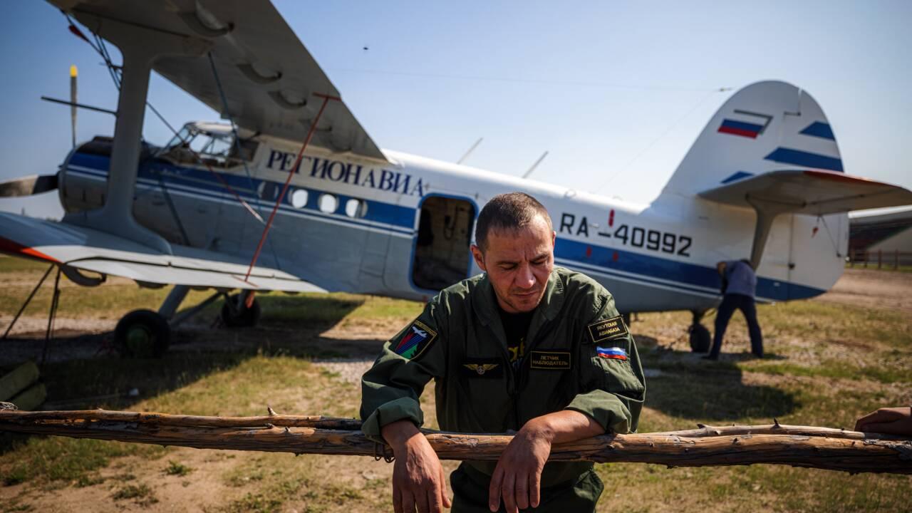 En Sibérie, le changement climatique déchaîne les feux de forêts