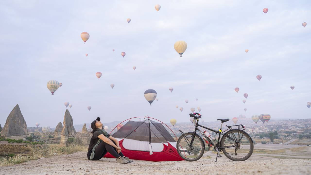 Aurélie Gonet, Matthieu Tordeur... 12 aventuriers à vélo qui ont réalisé leurs rêves en roue libre