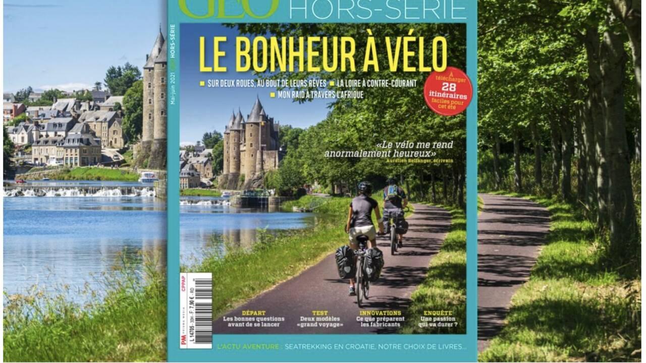 Randonnées à vélo : 4 idées de circuits qui grimpent doucement