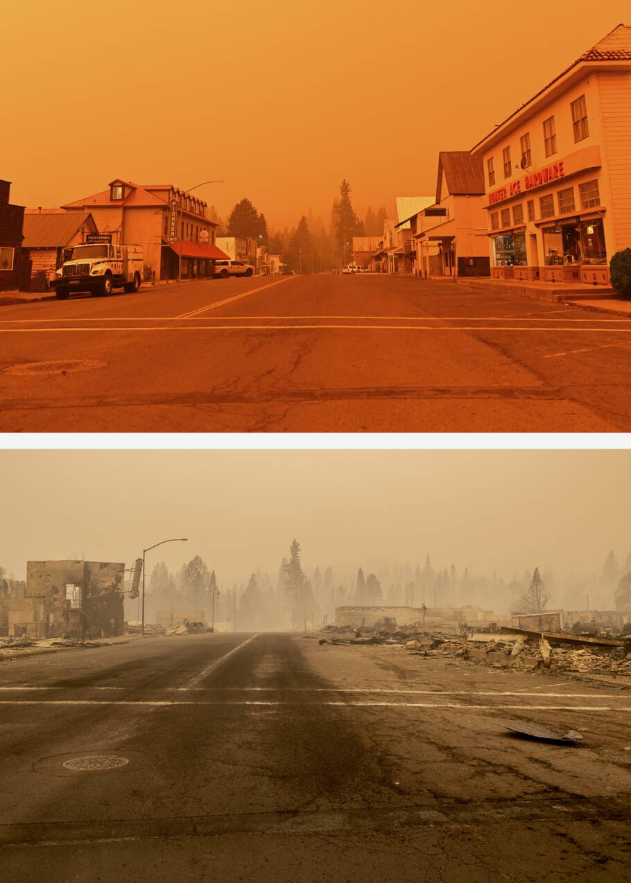 La Californie lutte contre le 2e incendie le plus vaste de son histoire