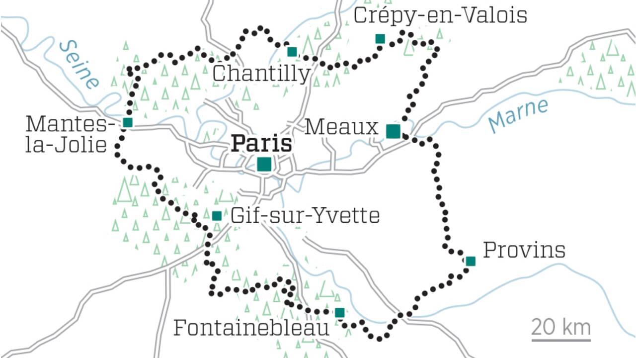 Randonnées à vélo : 4 idées de circuits champêtres loin du bitume