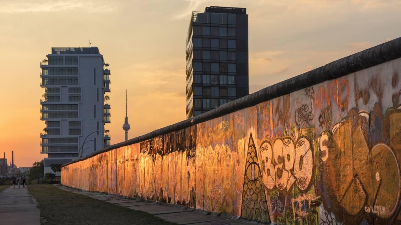 13 août 1961: il y a 60 ans se construisait le mur de Berlin