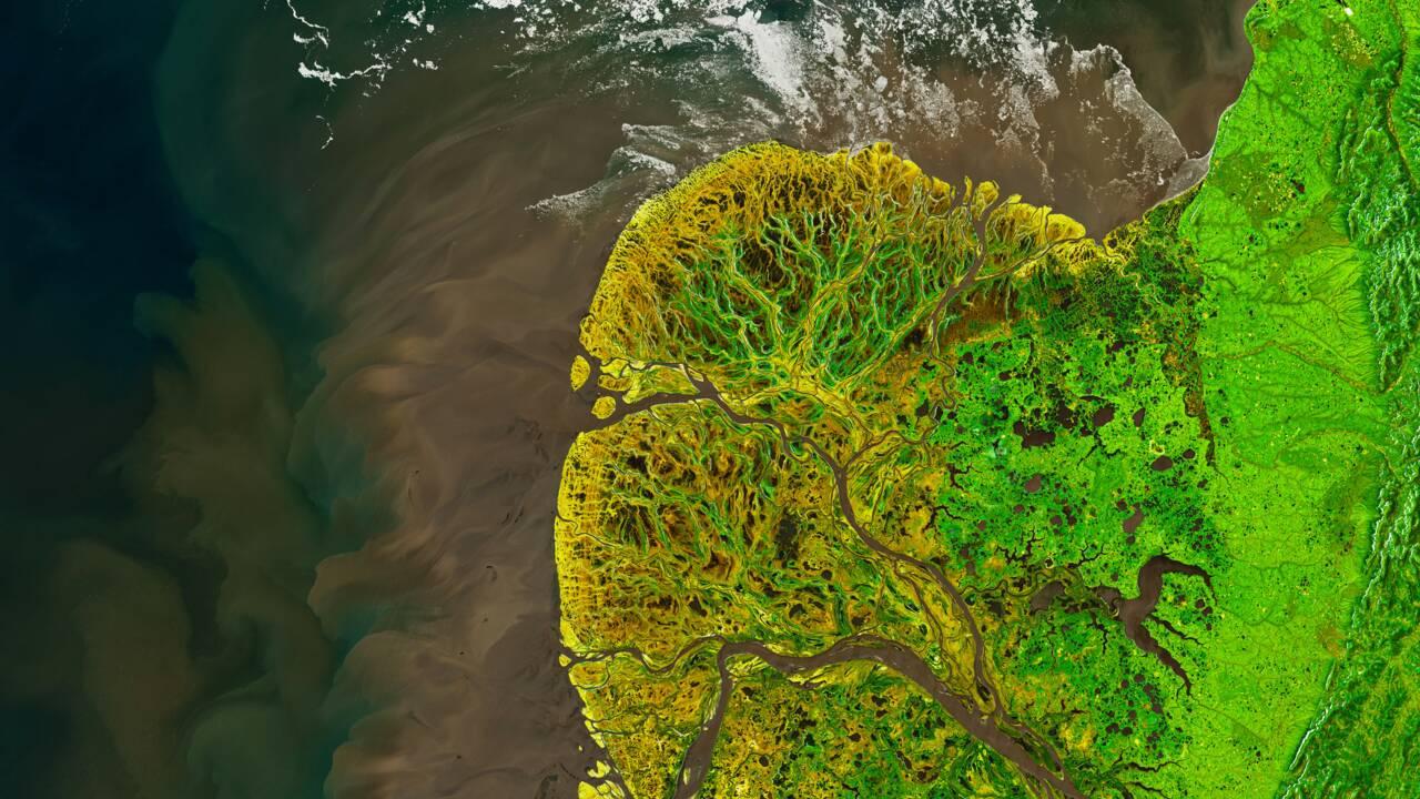 La Terre vue de l'espace : votez pour les plus belles photos des satellites Landsat