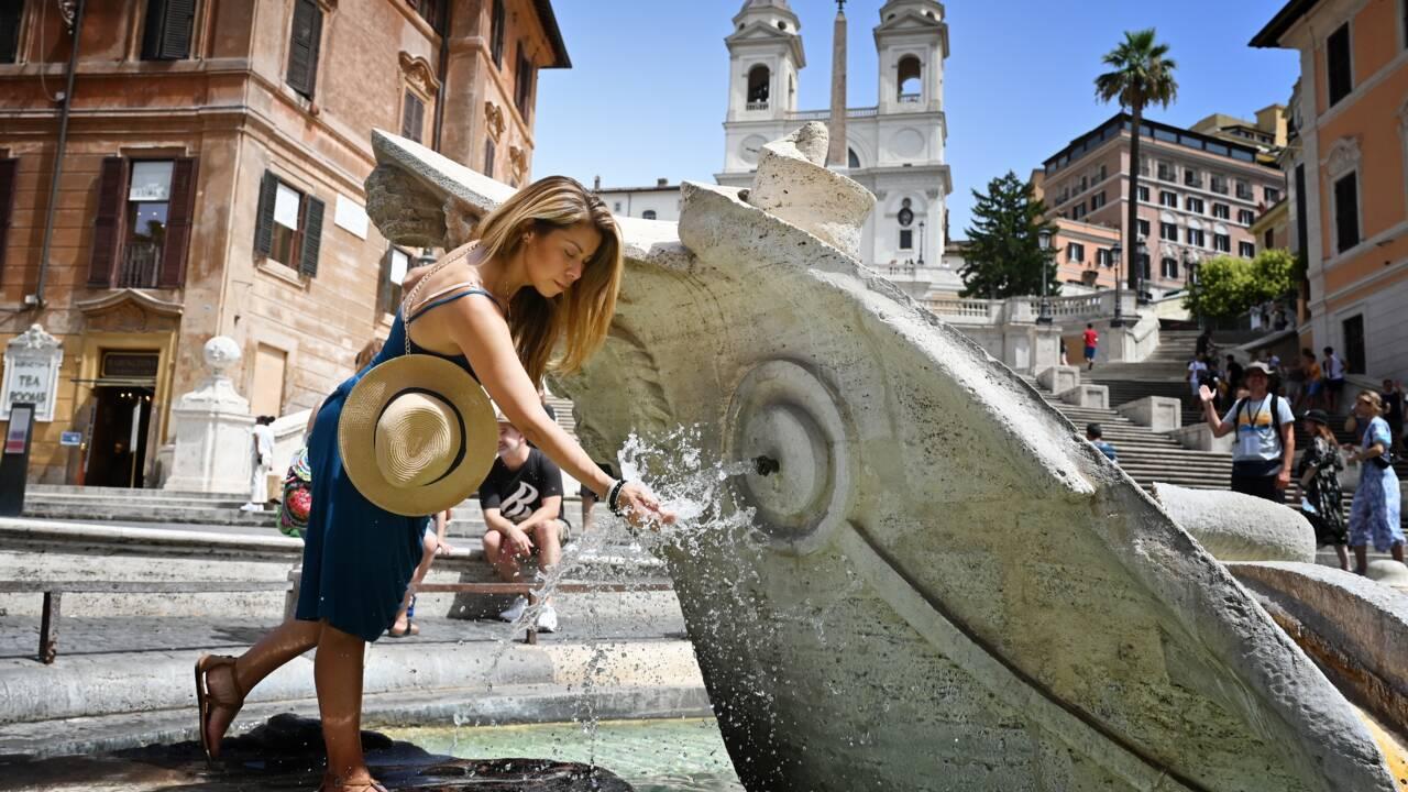 La Sicile pourrait avoir battu un record de température historique en Europe