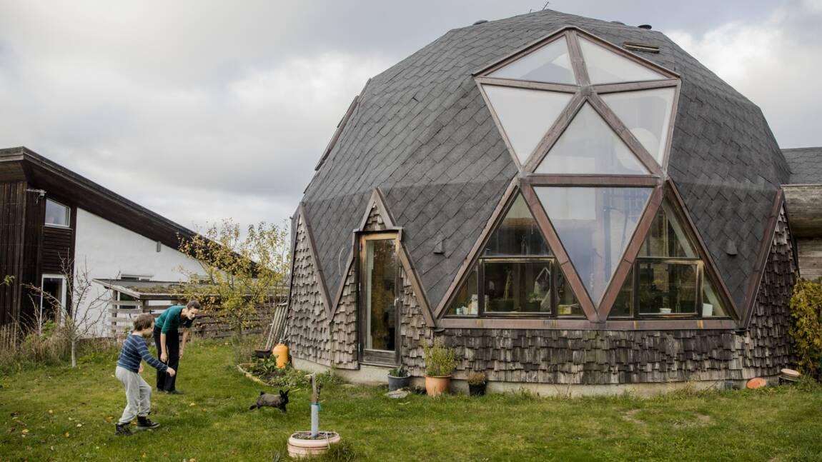 Danemark : à quoi ressemble la vie dans un écovillage ?