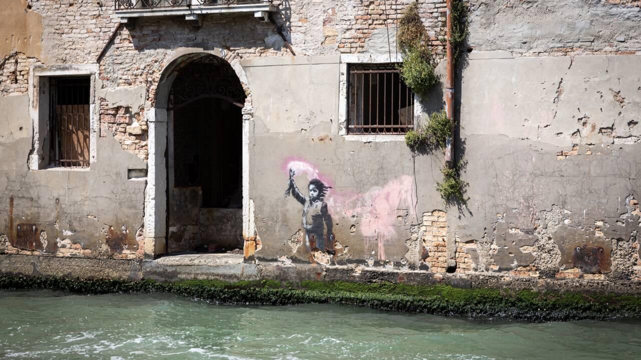 7 lieux où admirer les oeuvres de Banksy