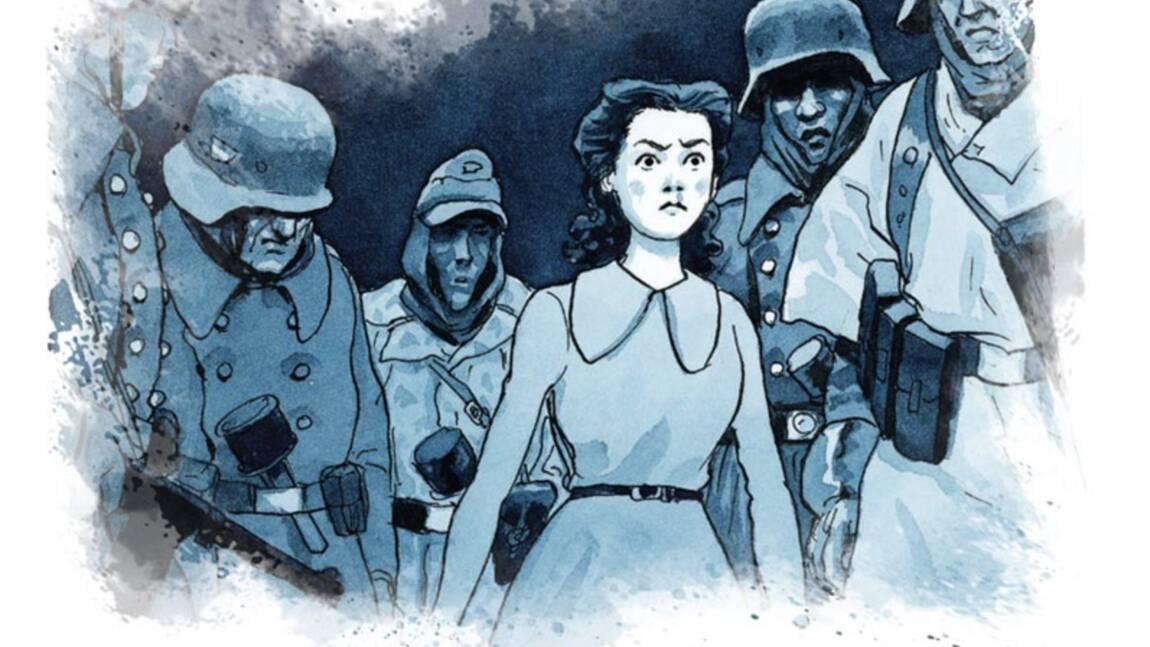 Madeleine Riffaud, héroïne de la Résistance et d'une bande-dessinée