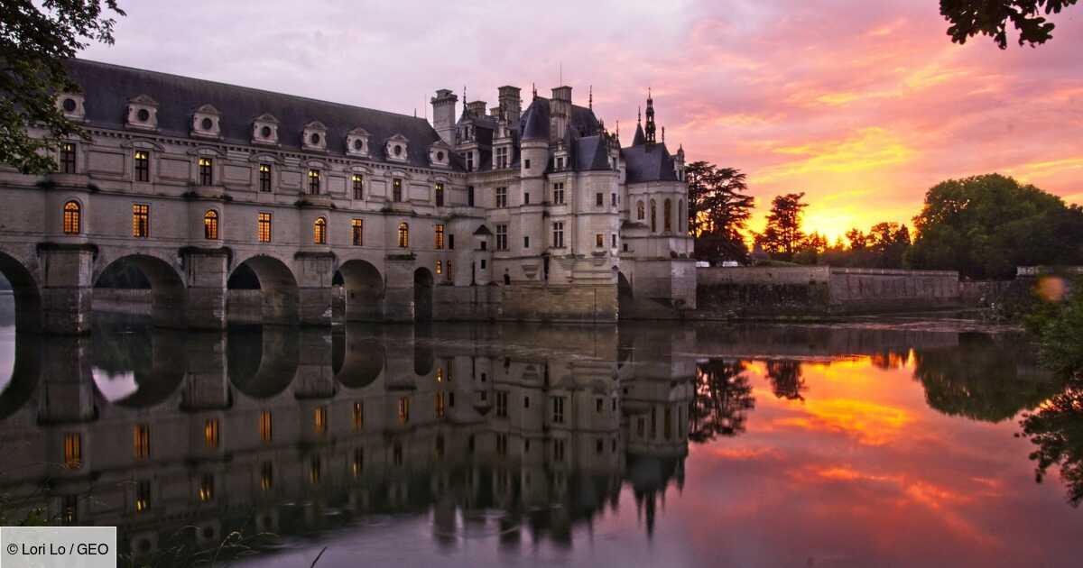 Notre top des 10 plus beaux châteaux de France