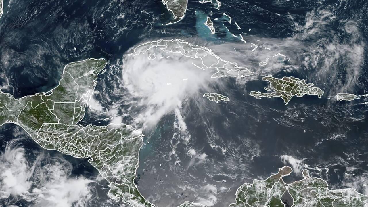 La tempête Grace se renforce en ouragan et se dirige vers les côtes du Mexique