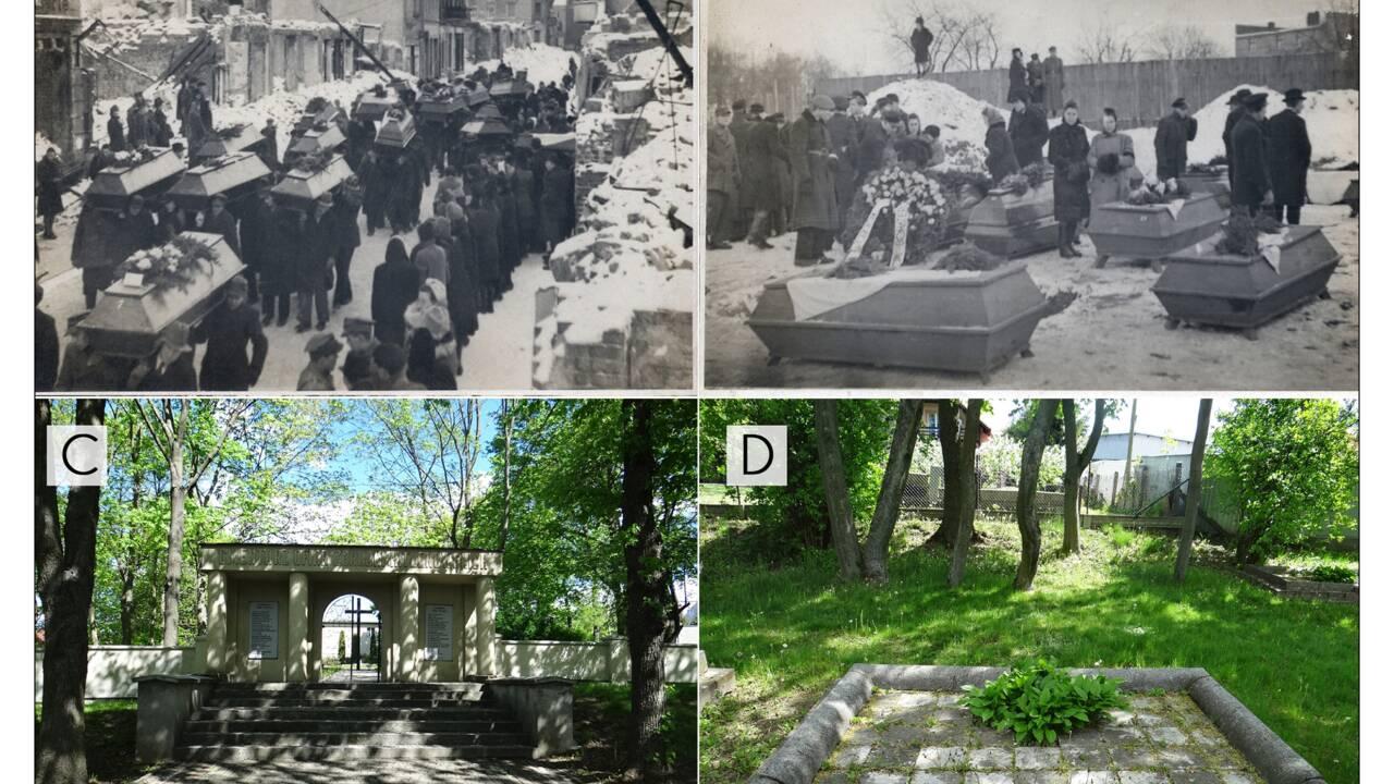 Des archéologues retrouvent de nouvelles traces des crimes commis par les nazis en Pologne