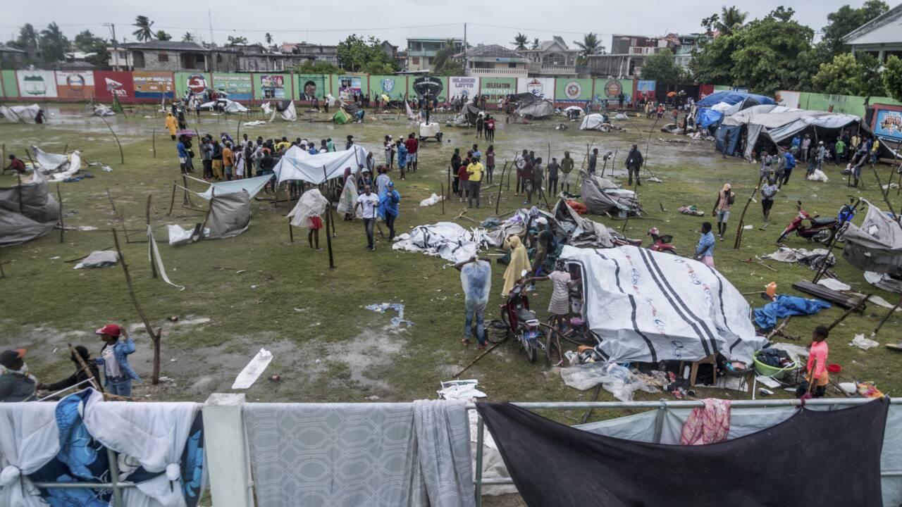 """Après le séisme en Haïti, """"ne pas répéter les erreurs de 2010"""""""